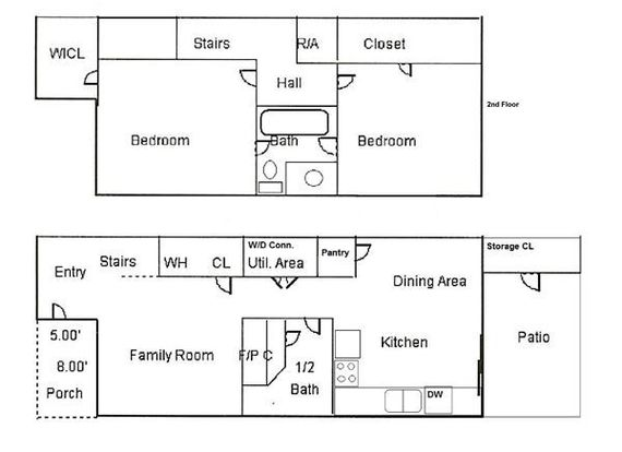 2 Bedrooms 1 Bathroom House for rent at 1204 Verde Dr in Bryan, TX
