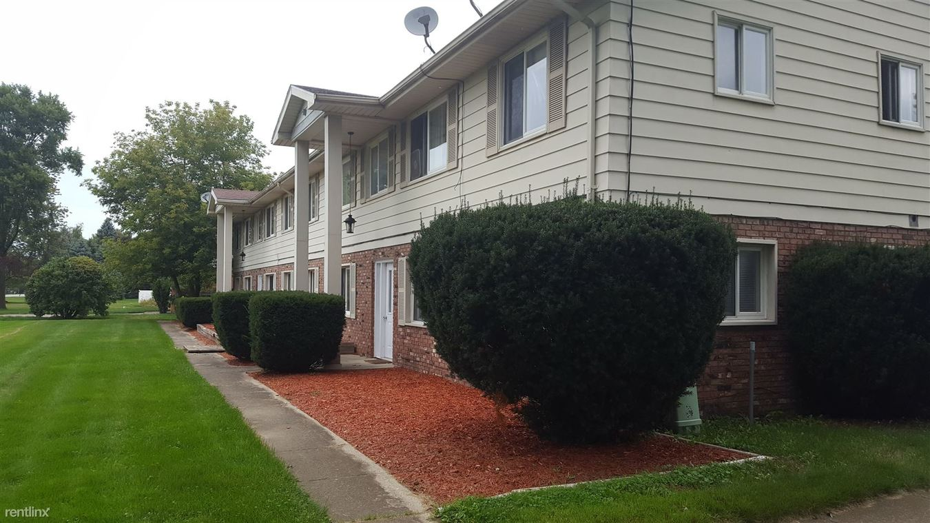 2 Bedrooms 1 Bathroom Apartment for rent at Gera East Apartments in Birch Run, MI