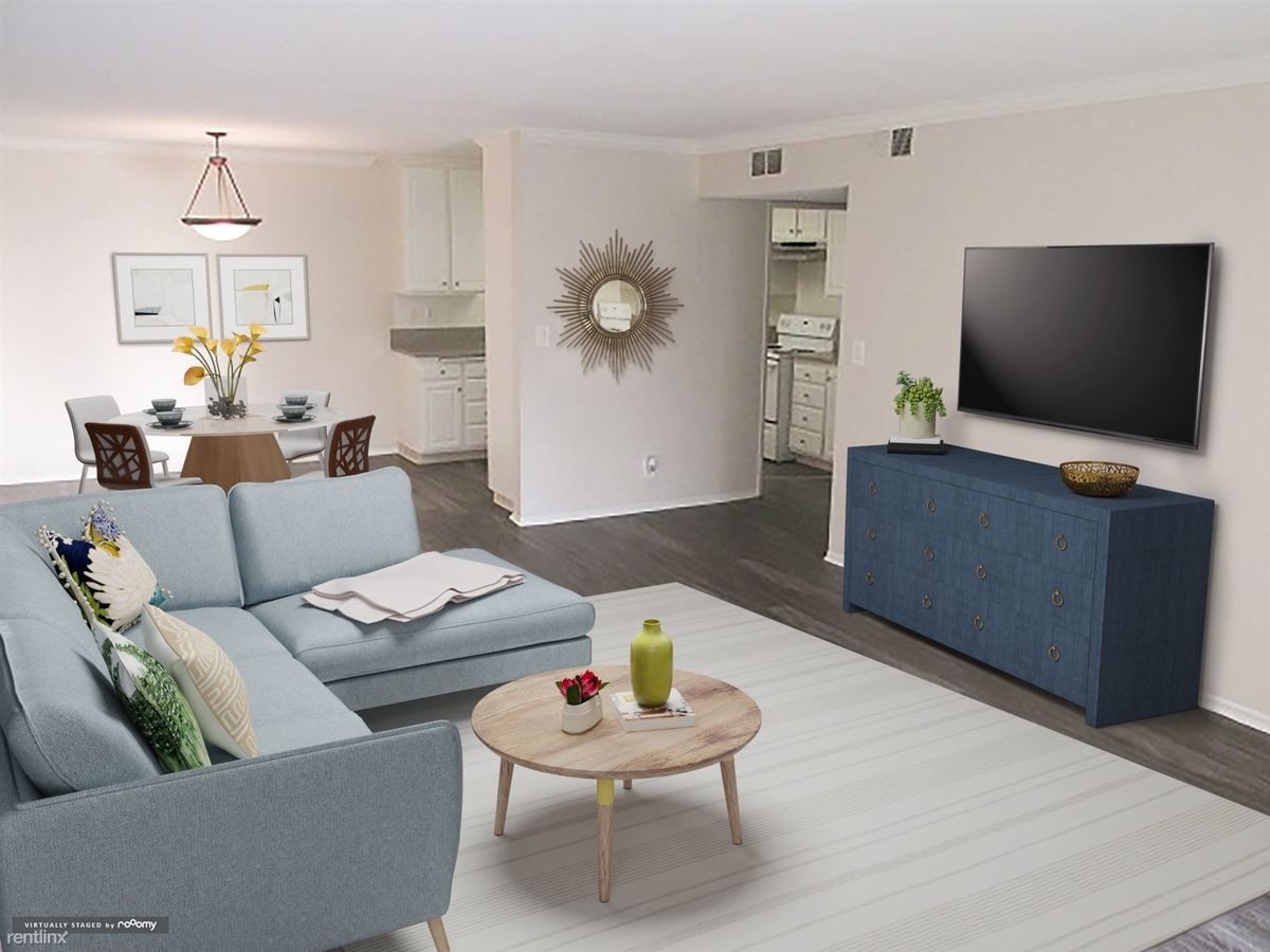 2 Bedrooms 2 Bathrooms Apartment for rent at The Madrid Apartments in Arcadia, CA
