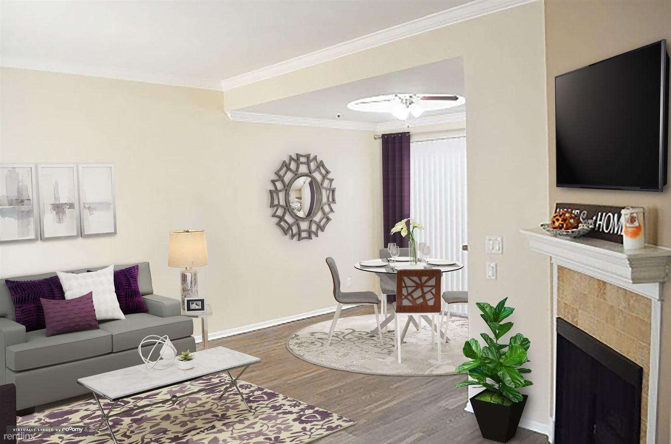 1 Bedroom 1 Bathroom Apartment for rent at Canoga Courtyards Apartments in Canoga Park, CA