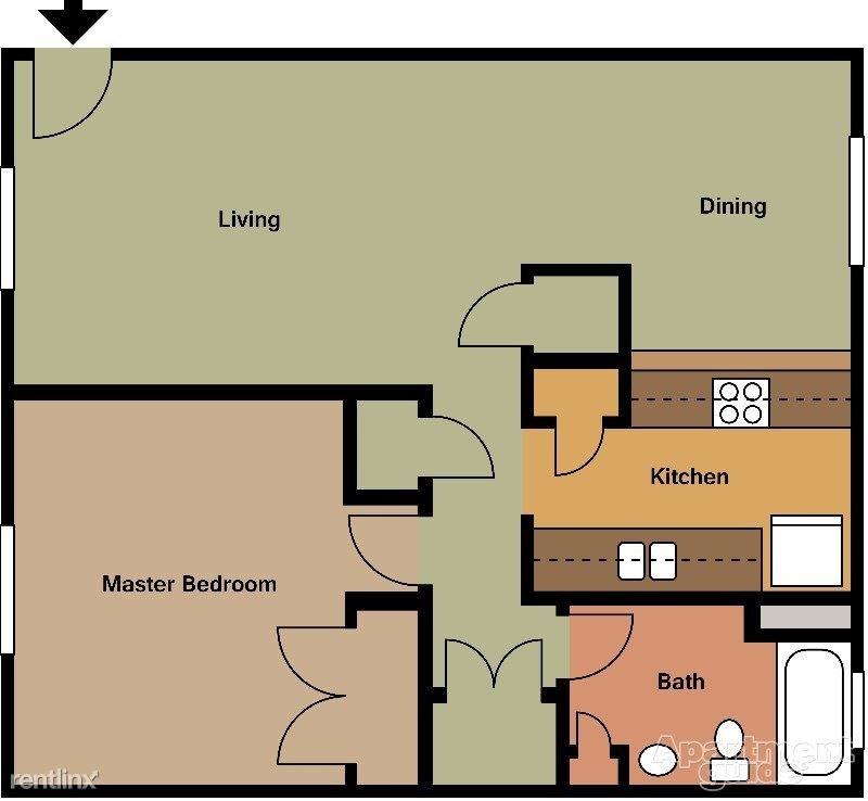 St Laurent Apartments: St Laurent Apartments Aransas Pass, TX