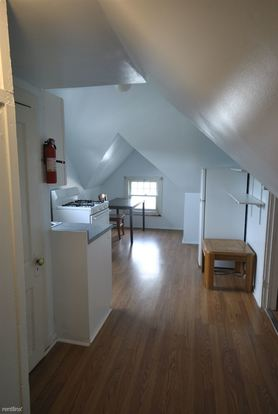 1 Bedroom 1 Bathroom Apartment for rent at 1100 Hill St in Ann Arbor, MI