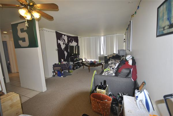 2 Bedrooms 1 Bathroom Apartment for rent at Huron Flats in Ann Arbor, MI
