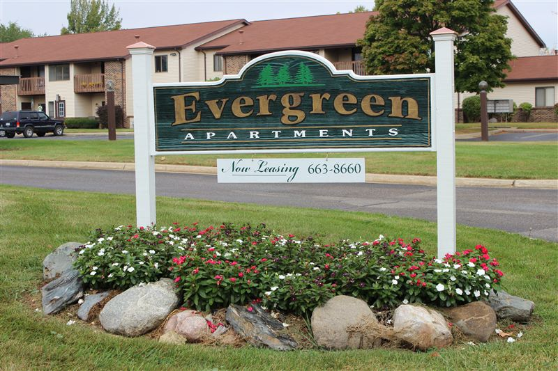 1 Bedroom 1 Bathroom Apartment for rent at Evergreen Apartments in Eaton Rapids, MI
