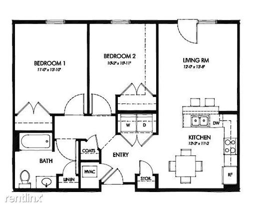 3 Bedrooms 1 Bathroom Apartment for rent at Pebblecreek Crossing in Richmond, KY