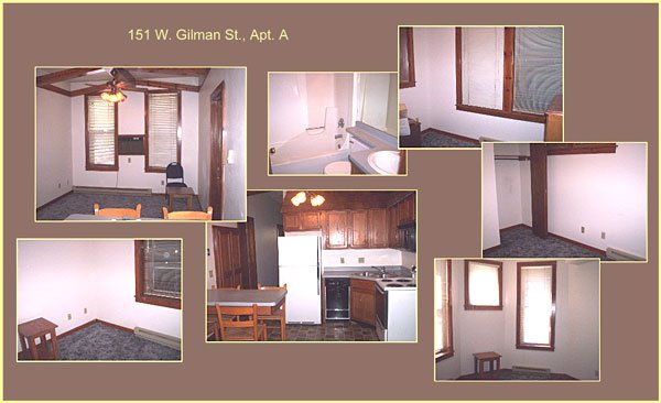 2 Bedrooms 1 Bathroom House for rent at 151 W Gilman St in Madison, WI