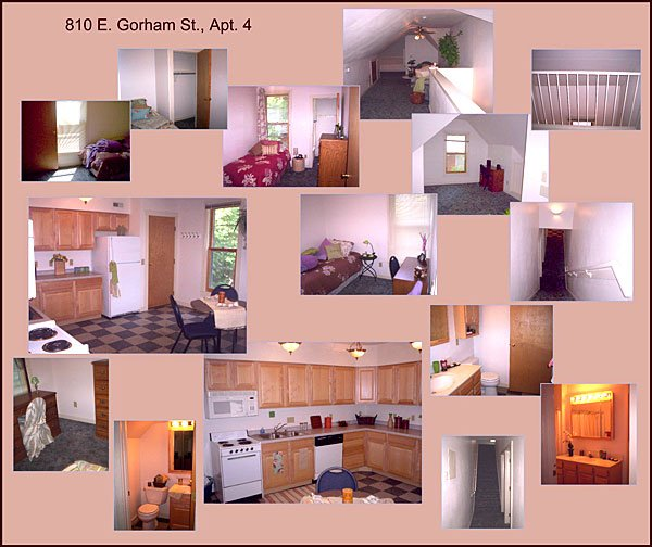 2 Bedrooms 1 Bathroom House for rent at 810 E Gorham St in Madison, WI