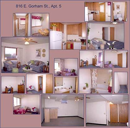 2 Bedrooms 1 Bathroom Apartment for rent at 816 E Gorham St in Madison, WI