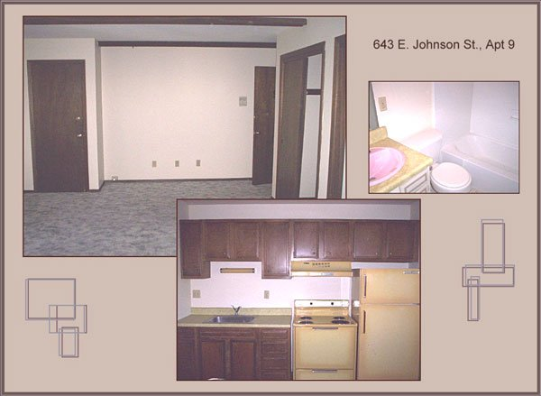 Studio 1 Bathroom House for rent at 643 E Johnson St in Madison, WI
