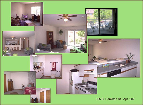 2 Bedrooms 1 Bathroom Apartment for rent at 325 S Hamilton St in Madison, WI