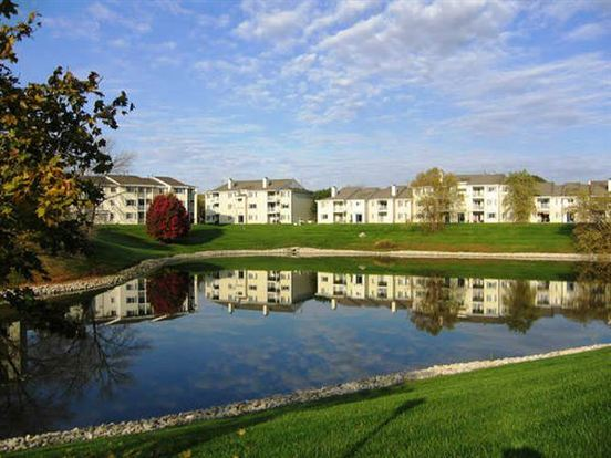 2 Bedrooms 2 Bathrooms Apartment for rent at Riverbend in Indianapolis, IN