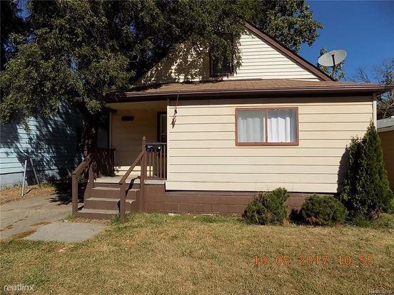 2 Bedrooms 1 Bathroom House for rent at 8695 Hupp Ave in Warren, MI