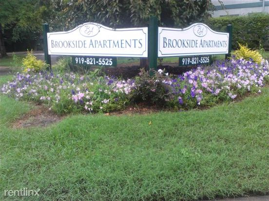 Studio 1 Bathroom Apartment for rent at Brookside Apartments in Raleigh, NC