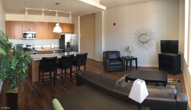 1 Bedroom 1 Bathroom House for rent at Value Suites @ Lofts Of Merchants Row in Detroit, MI
