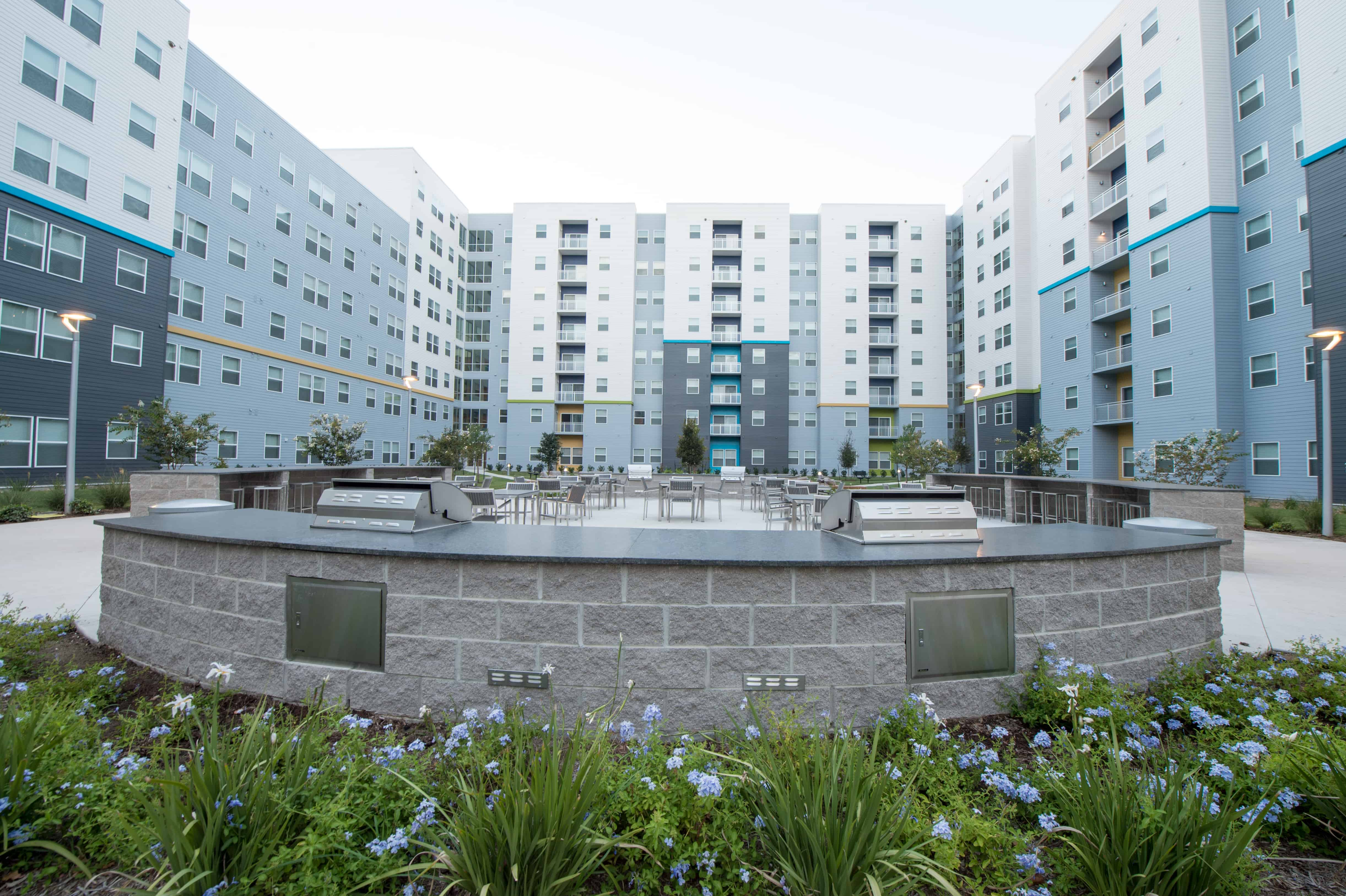 Park West Apartments College Station Tx