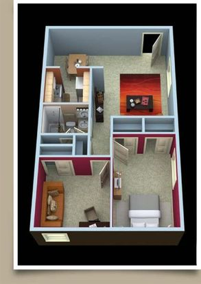 2 Bedrooms 1 Bathroom House for rent at Covington Place in St Louis, MO