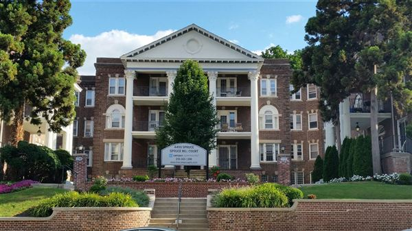2 Bedrooms 1 Bathroom Apartment for rent at Spruce Hill Court in Philadelphia, PA