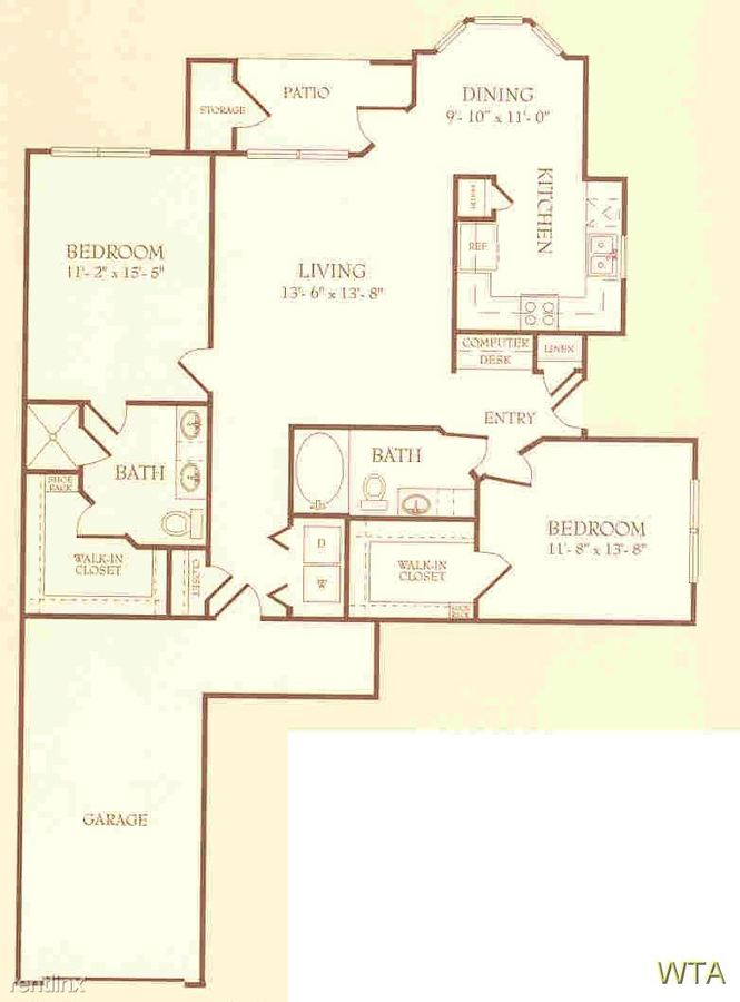 2 Bedrooms 2 Bathrooms Apartment for rent at 12430 Metric Blvd in Austin, TX