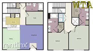 2 Bedrooms 3 Bathrooms Apartment for rent at 11400 Domain Dr Ste 115 in Austin, TX