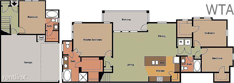 5313 Serene Hills Dr Austin, TX Apartment for Rent