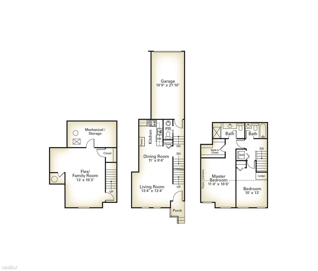 3 Bedrooms 2 Bathrooms House for rent at The Ravines Of Plymouth in Plymouth, MI