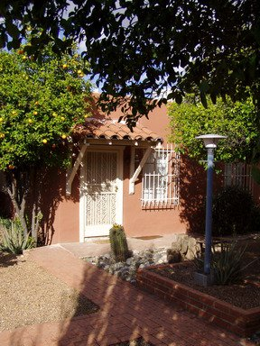 1 Bedroom 1 Bathroom Apartment for rent at 2620 N Stone #12 in Tucson, AZ