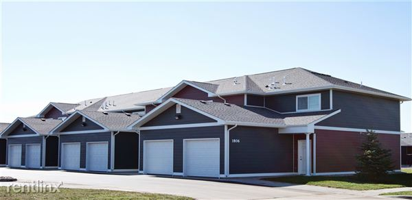 2 Bedrooms 1 Bathroom House for rent at Prairie View Townhomes in Brookings, SD