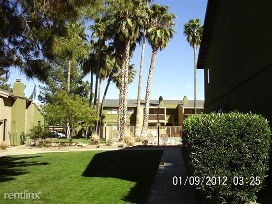 1 Bedroom 1 Bathroom Apartment for rent at Green Leaf At Broadway Apartment Homes in Tucson, AZ