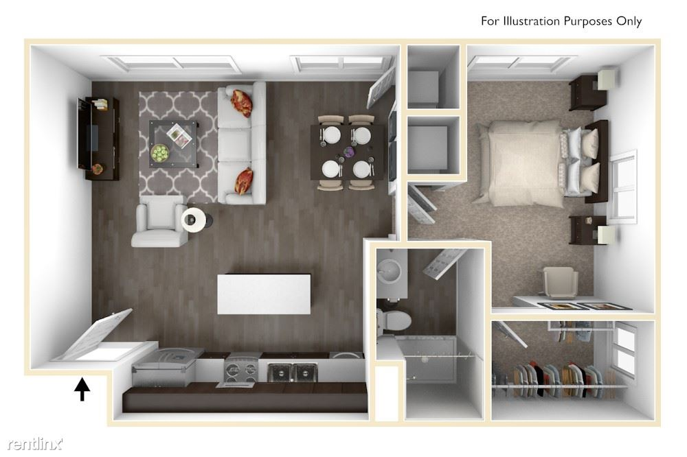 Centlivre Apartments Fort Wayne In