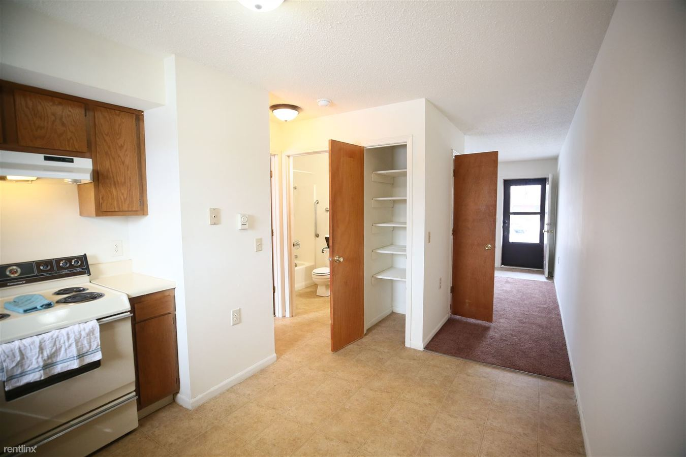 1 Bedroom 1 Bathroom Apartment for rent at Sunny Knoll Senior Apartments in Winchester, IN