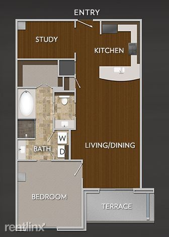 1 Bedroom 1 Bathroom Apartment for rent at Downtown - Ultimate In Luxury Living - 78701 in Austin, TX