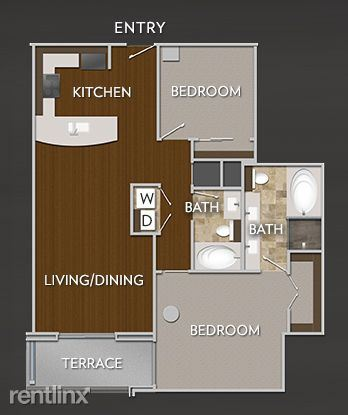 2 Bedrooms 2 Bathrooms Apartment for rent at Downtown - Ultimate In Luxury Living - 78701 in Austin, TX