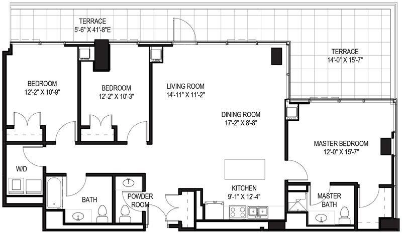 Arkadia West Loop Apartments Chicago, IL