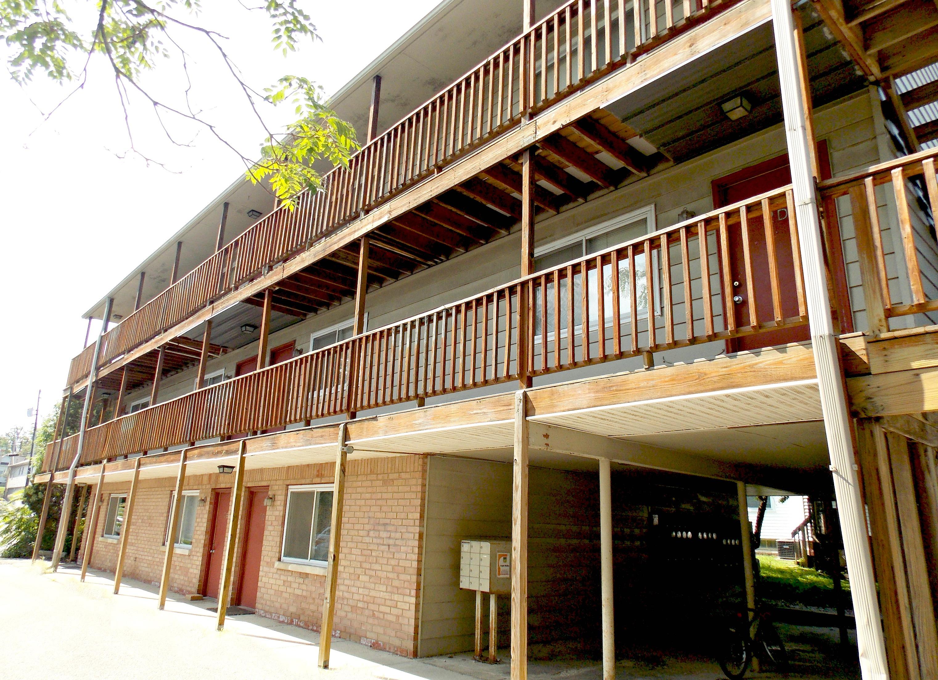 Ulysses Apartments