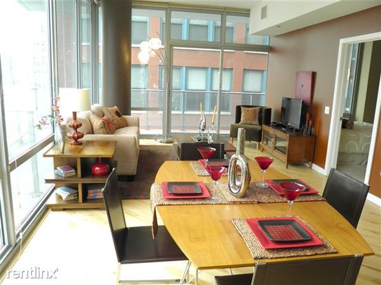 1 Bedroom 1 Bathroom Apartment for rent at 730 S Clark St in Chicago, IL