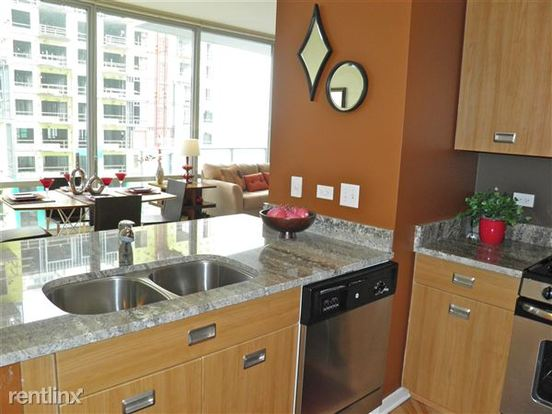 2 Bedrooms 2 Bathrooms Apartment for rent at 730 S Clark St in Chicago, IL