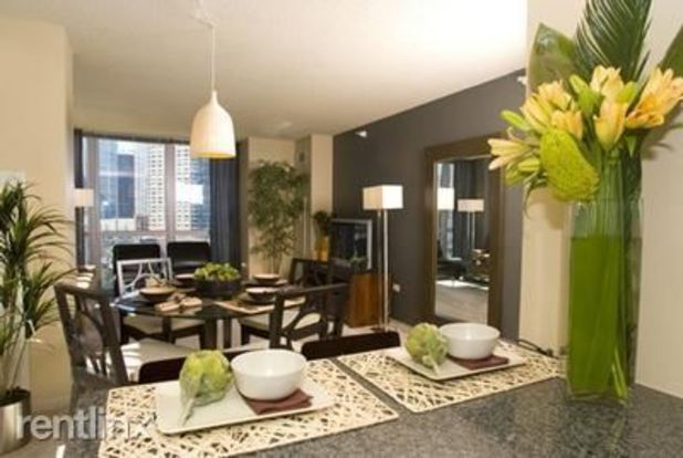 2 Bedrooms 2 Bathrooms Apartment for rent at 360 E South Water St in Chicago, IL