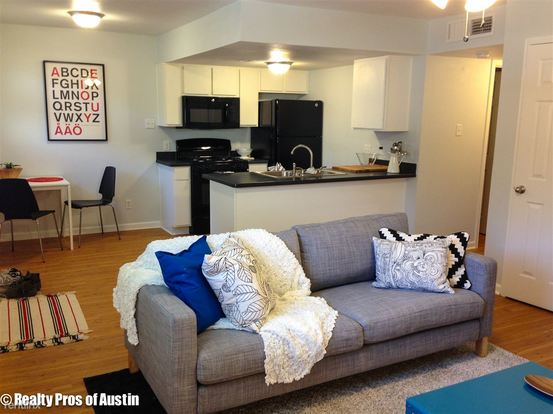 1 Bedroom 1 Bathroom Apartment for rent at The Oasis At Midtown in Austin, TX
