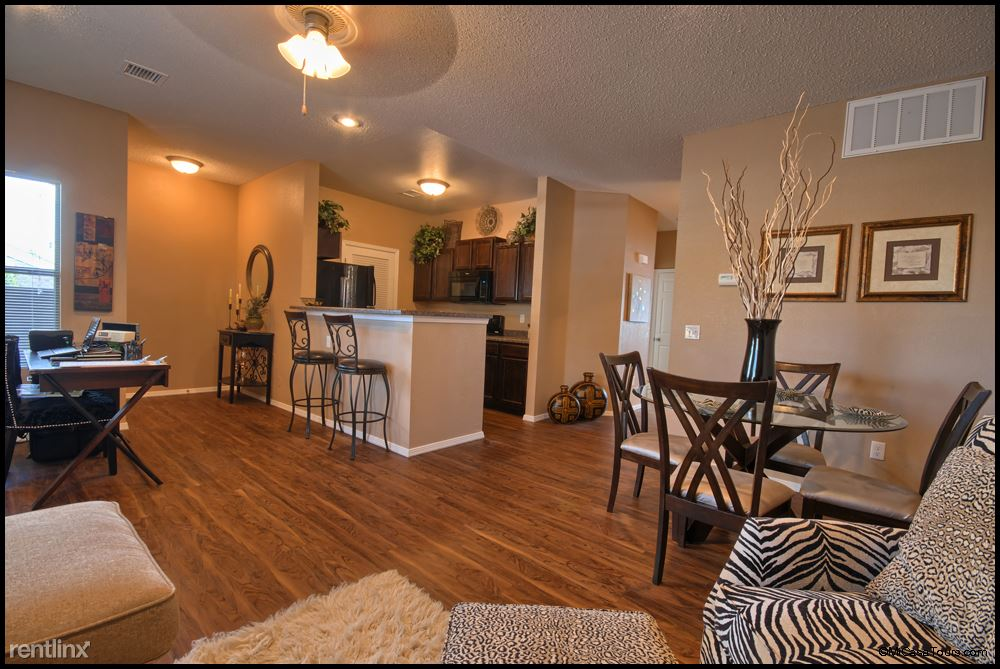 1 Bedroom 1 Bathroom Apartment for rent at Paseo On Lee And Robert Wynn in El Paso, TX