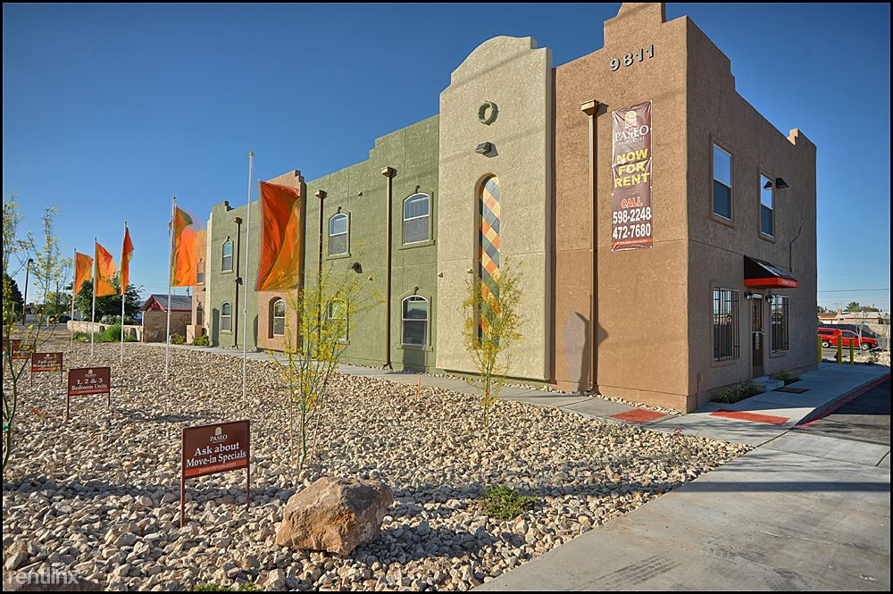 2 Bedrooms 2 Bathrooms Apartment for rent at Paseo On Mission Trail in El Paso, TX