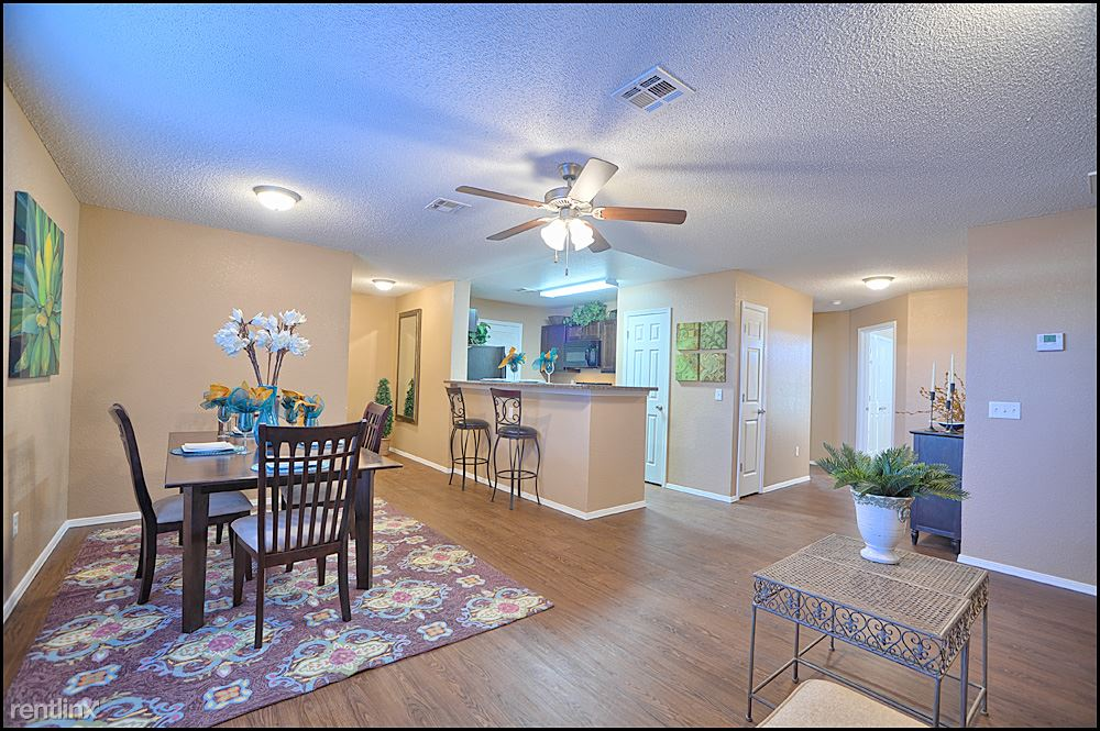 1 Bedroom 1 Bathroom Apartment for rent at Paseo On Mission Trail in El Paso, TX