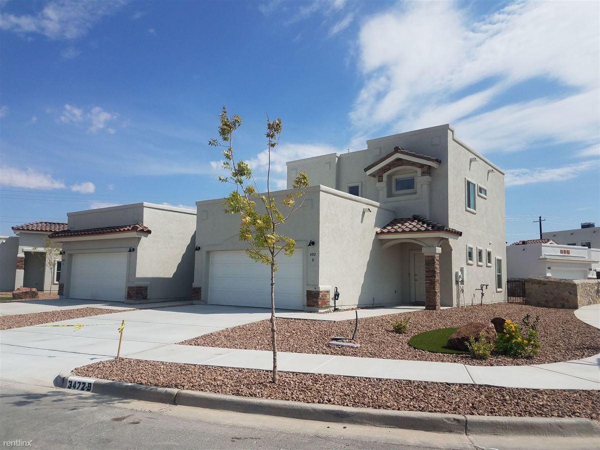 3 Bedrooms 2 Bathrooms House for rent at Paseo On Edgemere in El Paso, TX