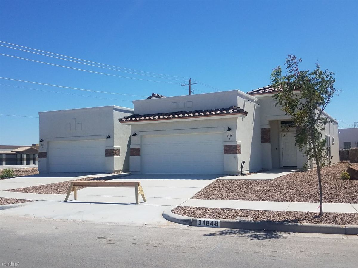 4 Bedrooms 2 Bathrooms House for rent at Paseo On Edgemere in El Paso, TX