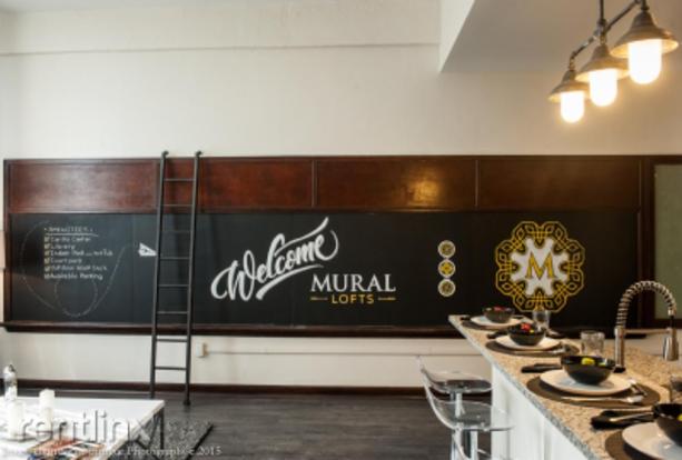 The mural lofts apartments philadelphia pa for Air conditionn mural