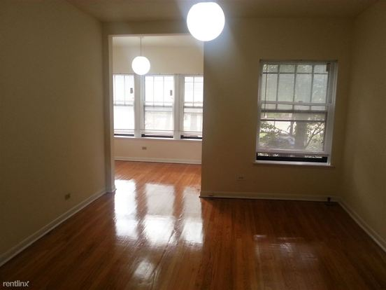 1 Bedroom 1 Bathroom Apartment for rent at 1470 W Cuyler Ave in Chicago, IL