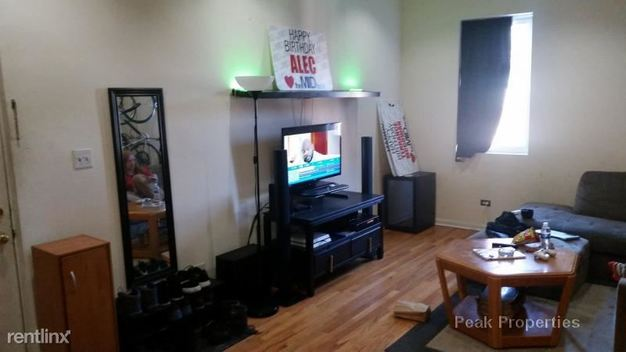 4 Bedrooms 2 Bathrooms Apartment for rent at 516 N May St in Chicago, IL