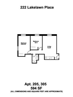 2 Bedrooms 1 Bathroom Apartment for rent at Irish Mist in Madison, WI