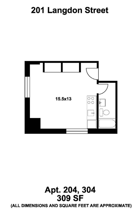 Studio 1 Bathroom Apartment for rent at Brian House in Madison, WI