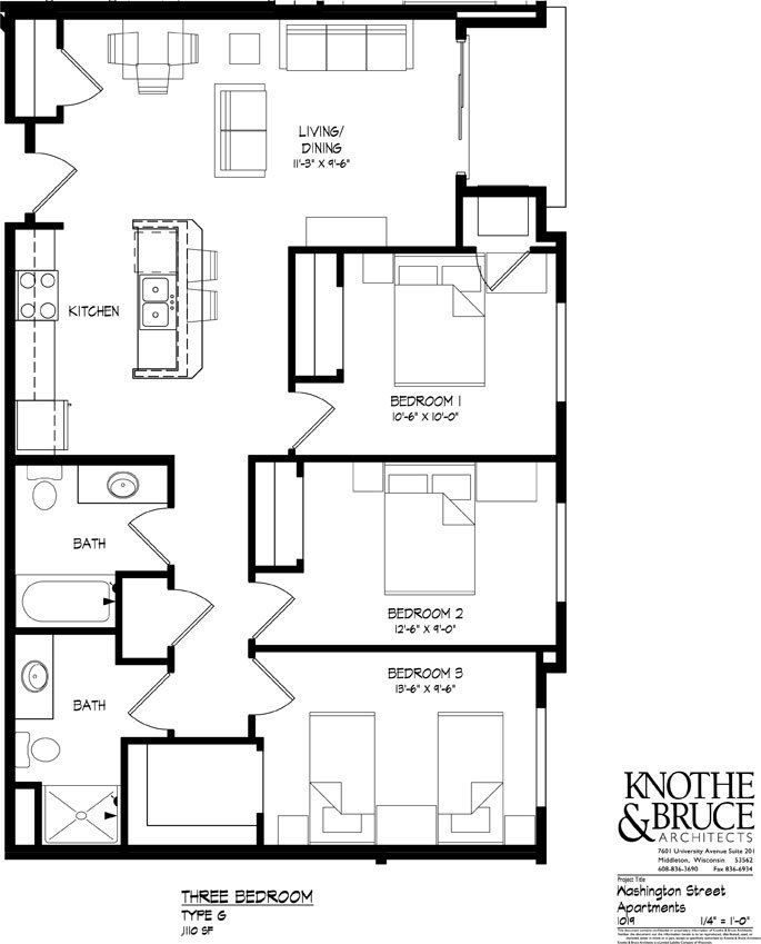 Washington Place Apartments: Washington Place Apartments Platteville, WI