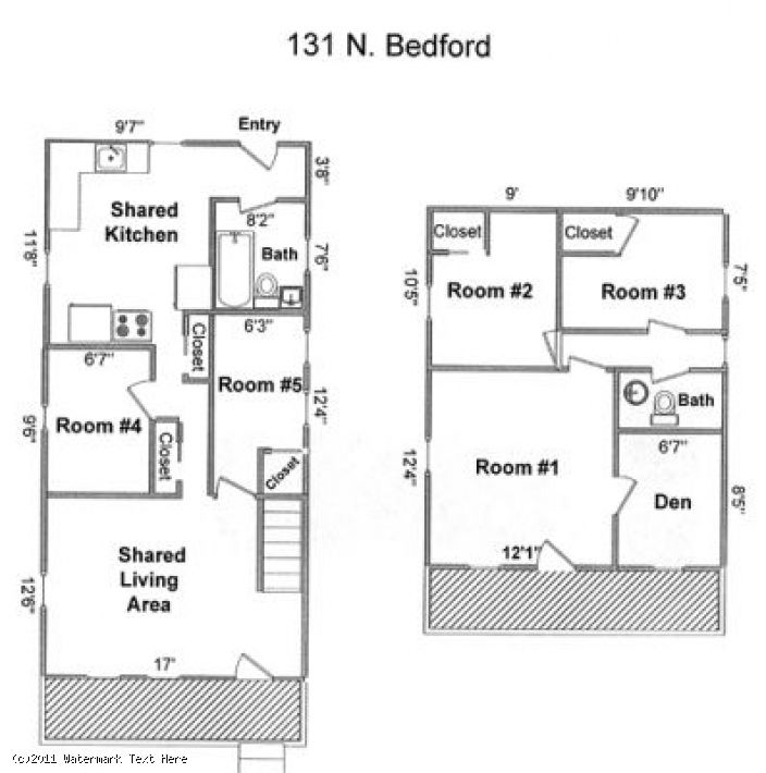 5 Bedrooms 2 Bathrooms House for rent at 131 N Bedford St in Madison, WI